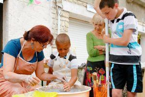 Festivi-Terre, premier festival des potiers à Beauregard