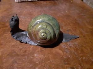 mon petit escargot...